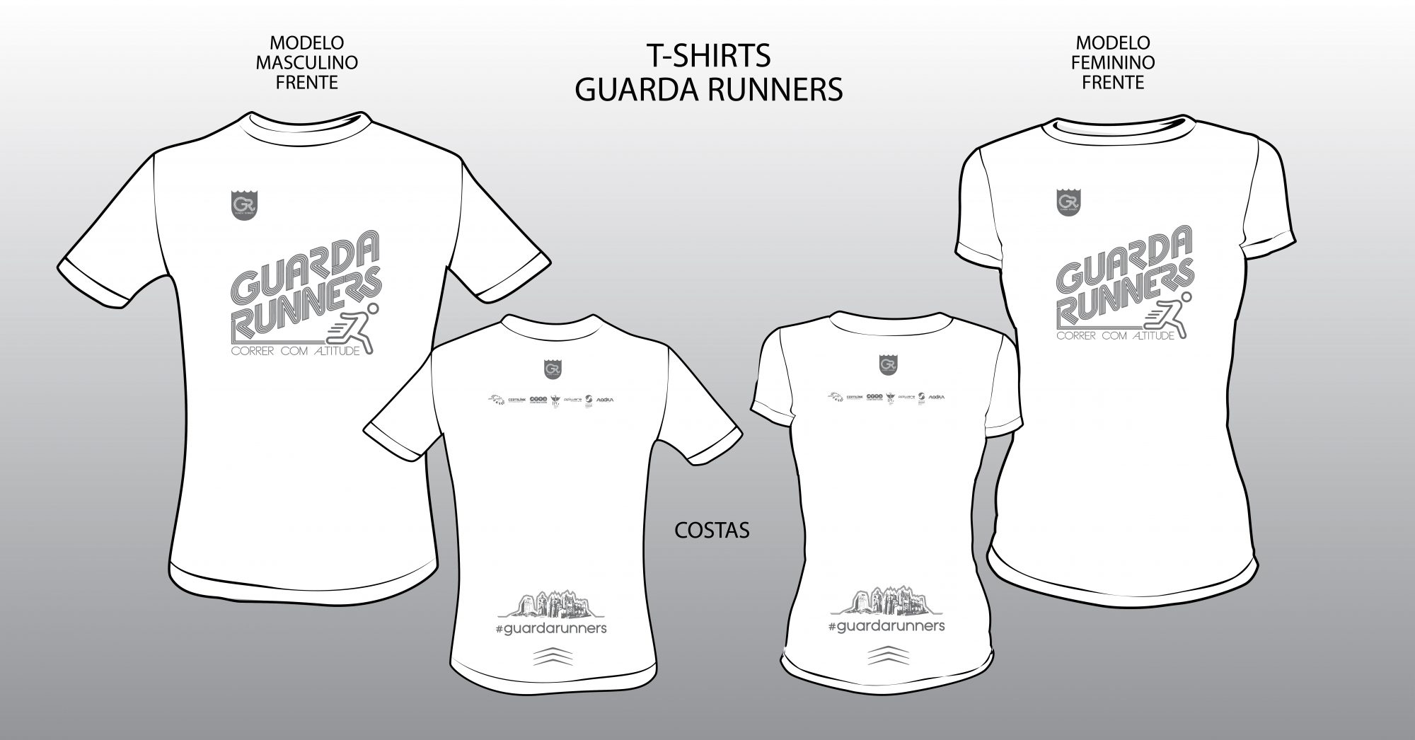 T-Shirt Guarda Runners
