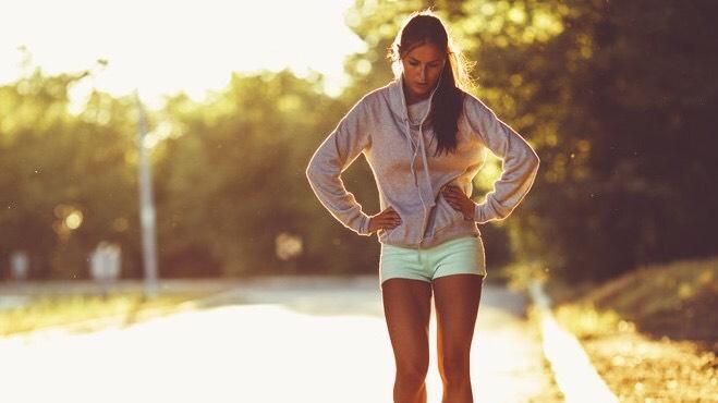 runner cansada