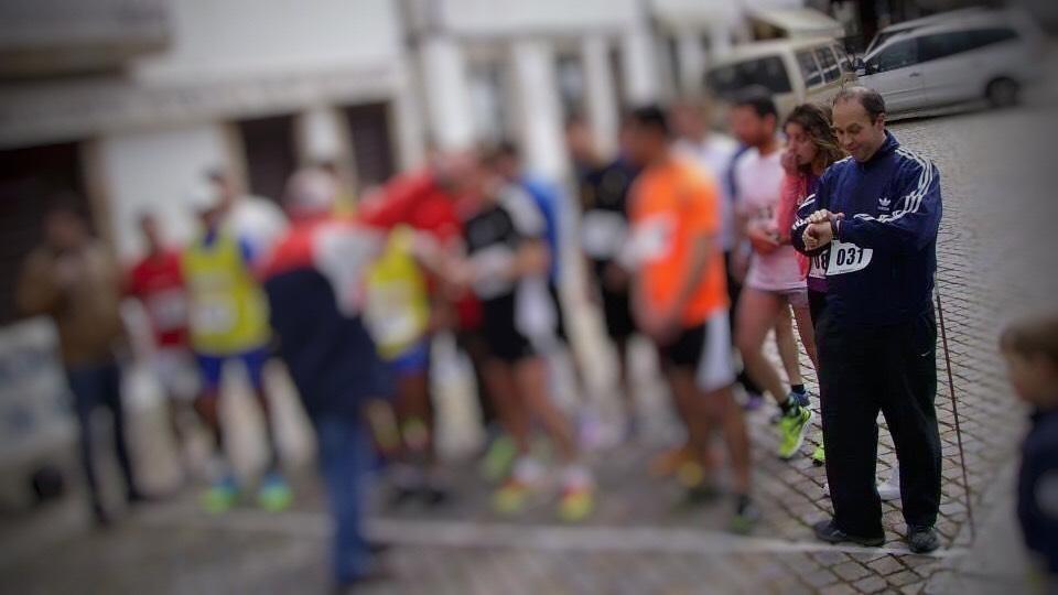 de sedentário a ultramaratonista, a 1.a corrida