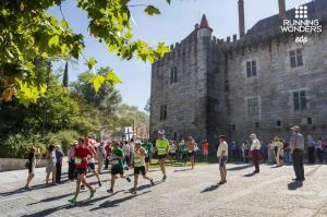 meia maratona guimarães, paço dos duques